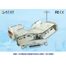 Multifunction electric medical bed