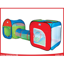 Outdoor Game Shuttle Play Tents Tunnel Tent for Kids (in Russian)