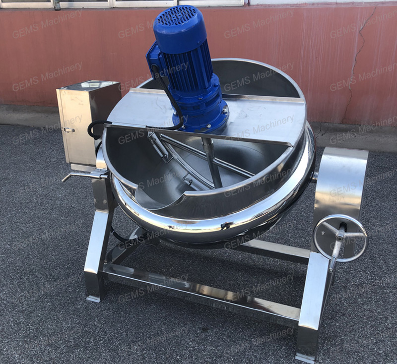 jacketed kettle cooker 8