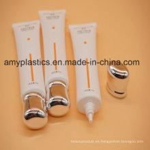 BV-evaluación plano BPA libre empaquetado cosmético plástico tubo
