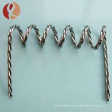 Estoque fino de alta qualidade do filamento do tungstênio da pureza alta 0.8mm
