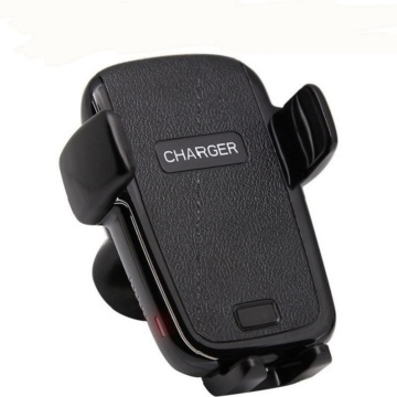 Fast wireless car charger holder for iPhone