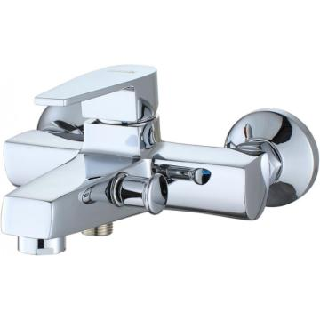 Two Holes Wall Mounted Bathtub shower Mixer