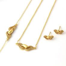 Hot Sale Modern Fashion Charm Jewelry Set (61200)
