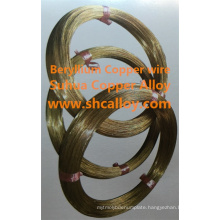Cube2 Beryllium Copper Wire