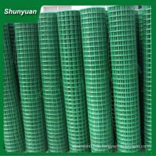 Hochwertige PVC-Beschichtung geschweißte Drahtgeflecht (China Hersteller)