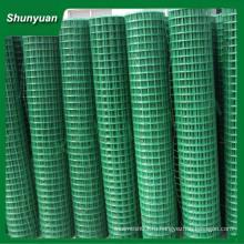 Высокое качество ПВХ покрытия сварные сетки (Китай производитель)