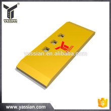 chinese spare parts frontal loaders bucket cutting edgesloader cutting edges