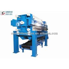Tratamiento de aguas residuales automático profesional automático con cinta transportadora