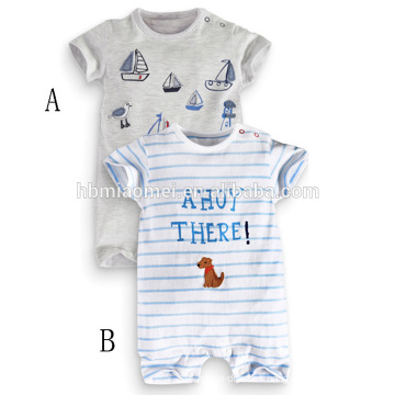 2018 Wholesale cotton fashion adult baby romper