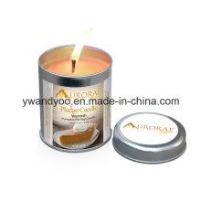Reine natürliche Frucht-Aroma-Kerze