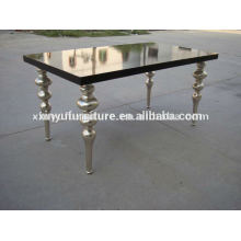 Europäischen Stil Holz Esstisch für Hochzeit Möbel D1001