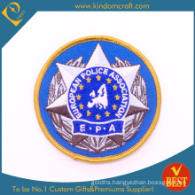 Wholesale High Quality Sport Asociation Embroidery Patch