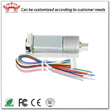 11ppr Encoder Micro Dc Gear Brushed Motor