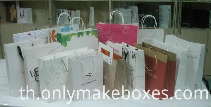 Shopping Gift Bag7