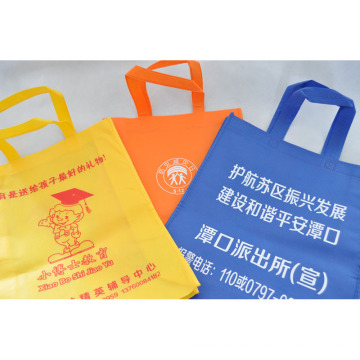 Eco-Friengly Shopping Nonwoven Bag for Supermarket