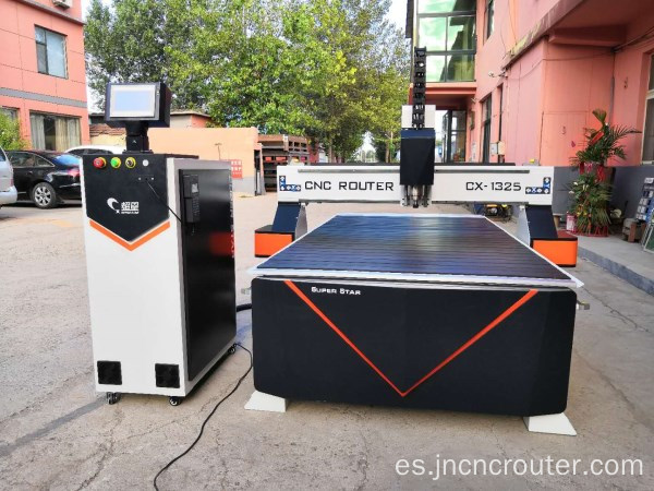 1325 enrutador cnc simple para carpintería