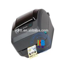 Impressão de código de barras de transferência térmica GK420t impresso impressora de etiquetas