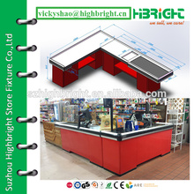 grocery store retail checkout counters for sale