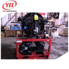 PET que sopla la máquina compresor de aire del pistón de alta presión compresor de aire del animal doméstico / precios industriales del compresor de aire