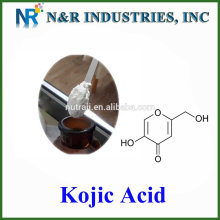 raw kojic acid powder 501-30-4