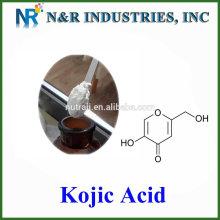 Порошок сырой койевой кислоты 501-30-4