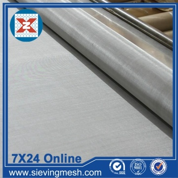 Mesh Stainless Steel Wire Mesh 100mesh