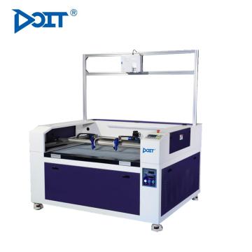 DT12090 Volant chaussure vamp super intelligente projection laser machine de découpe