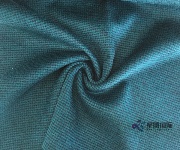 Swallow Gird 100% Wool Fabric