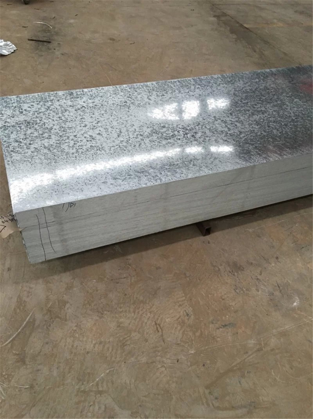 Galvanized Waved Steel Plate