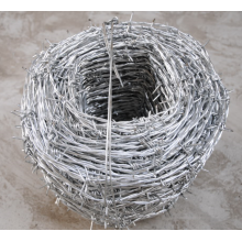 low price higth quality barded wire mesh