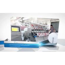 CS110 Multi-Nadel-Industrie-Tröster-Herstellung Quilting Nähmaschine