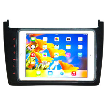 Car Mutimedia para Volkwagen Polo Android Reproductor de DVD 3G WiFi iPod Vehicle Tracking System
