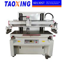 Mesa de embalaje de madera moviendo TX-60140ST máquina de impresión horizontal plana de pantalla