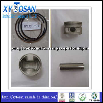 Kolbenring & Piston & Piston Pin für Peugeot 405