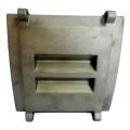 Partie en fonte d'alliage de zinc utilisée pour la machinerie