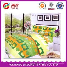 La tela impresa algodón más popular para el bedset