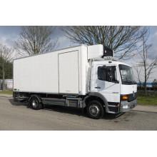 North Benz 4*2 Food Van Refrigerator Truck for Sale