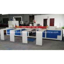 Mjd-A3100 Automatic HDPE / PP / PVC / PVDF / Pph / Nylon e máquina de corte de folha de madeira