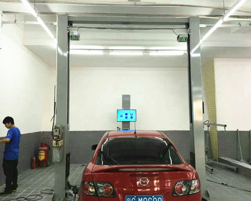 5D Wheel Alignment Machine