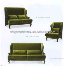 Hotelrezeption Luxus Sofa XY2807