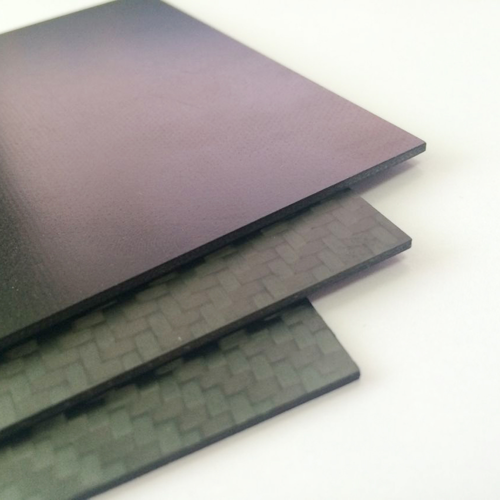 compare of carbon fiber sheet carbon glass sheet G10 sheet