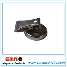 Horquilla / gancho mágico magnético permanente permanente del acero inoxidable de la abrazadera de 36m m