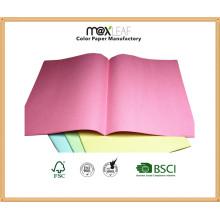 320 * 240 мм 150GSM цветные квадратные вырезанные папки из 4 светлых цветов Смешанные
