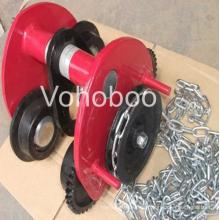Trole de levantamento do feixe elétrico de China com quatro rodas
