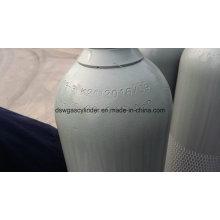 ISO9809 40L 99, 999% gaz He