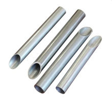 Furo de perfuração de tubo de perfil de extrusão
