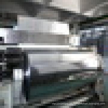Película de aluminio / bopp metalizado película / aluminio laminado poliéster