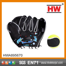Plastic Sport Set Bow And Arrow For Kids Mini Baseball Glove