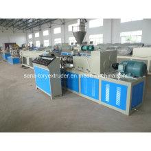Пластиковые экструдер для PP-R для производства труб Экструзионная линия